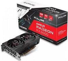 Test Sapphire Pulse Radeon RX 6600 : l'entrée de gamme RDNA 2 se montre très sobre