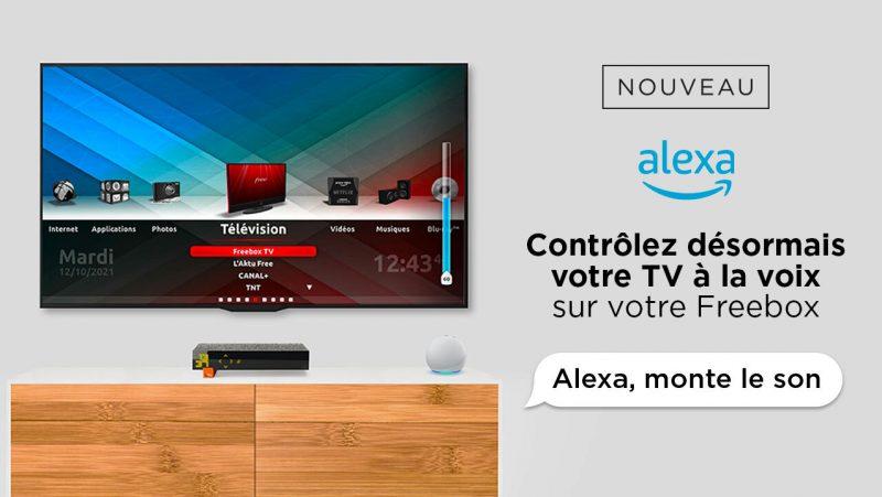 Freebox Alexa