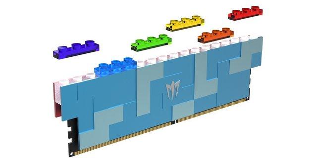 La DDR5 « LEGO » de chez Galaxy dévoile de premiers benchs