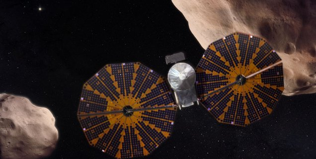 Lucy in the Sky… Découvrez la grande mission de la petite sonde NASA !