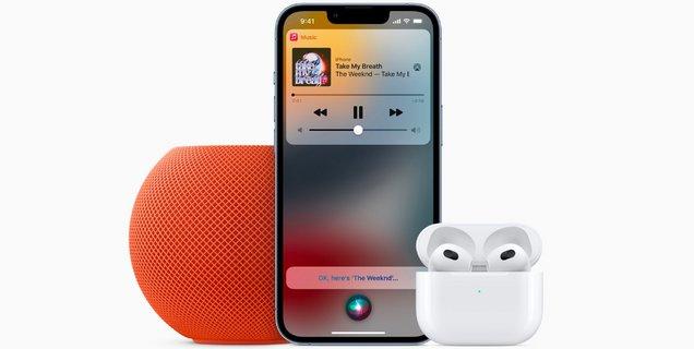 Apple Music : une nouvelle offre à petit prix et trois nouvelles couleurs pour le HomePod mini