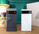 Google Pixel 6 & Pixel 6 Pro : on les a pris en main, et on demande encore à être convaincus