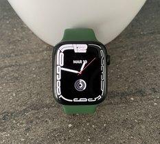 Test Apple Watch Series 7 : la montre connectée d'Apple voit plus grand