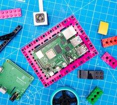 Marier Raspberry Pi et LEGO® n'a jamais été aussi facile grâce au HAT