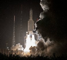 Ariane 5 établit de nouveaux records juste avant le lancement du télescope JWST