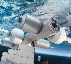 Bezos dévoile les plans d'Orbital Reef, sa station spatiale