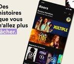 L'application française de lecture numérique Rocambole devient Doors (et apporte un paquet de nouveautés !)