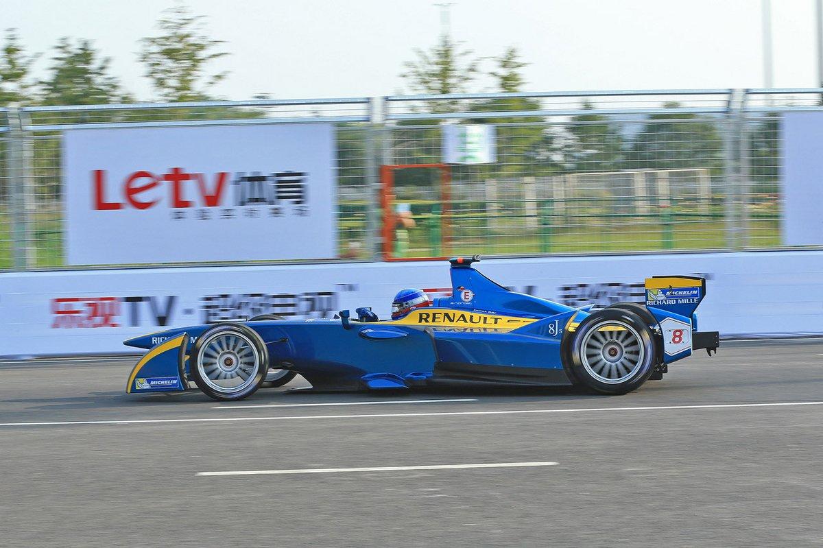 Formule E : toutes les photos du Grand Prix de Pékin