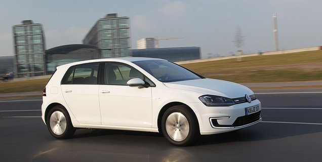 Grosses baisses de prix pour la Volkswagen e-Golf en Europe
