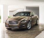 Jaguar XJ : la berline électrique britannique devrait être repoussée à fin 2021