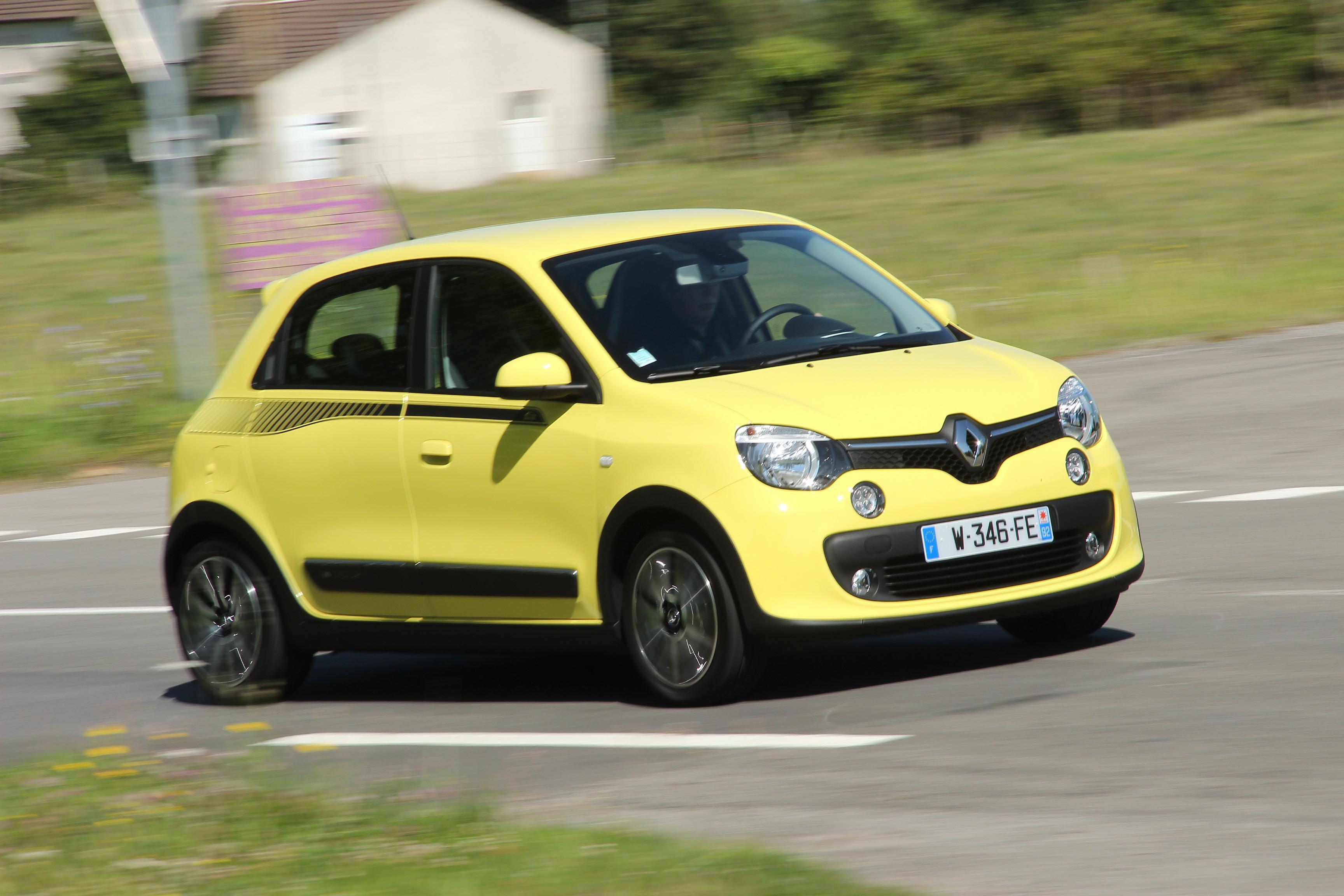 La Renault Twingo version électrique arrivera dans nos contrées d'ici cet été