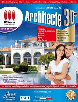 Charming Logiciel Micro Application Architecte 3D HD Expert CAD 12