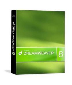dreamweaver 8 sur clubic