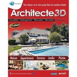Logiciel Emme Architecte 3d Platinium 15 Pas Cher Prix