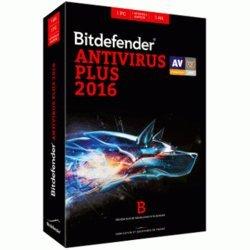 Bitdefender Antivirus Plus 2016 (1 an 1 poste)Windows Logiciels antivirus et sécurité BitDefender