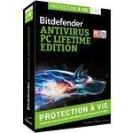 Bitdefender Antivirus Lifetime Edition 2016Windows Logiciels antivirus et sécurité BitDefender