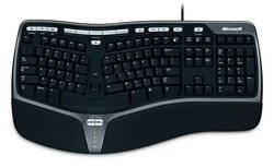 Natural Ergonomic Keyboard 4000USB Filaire Sans souris