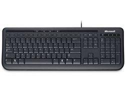 Wired Keyboard 600 - NoirUSB Filaire Sans souris