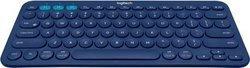 K380 Bluetooth - BleuSans fil Sans souris Bluetooth QWERTY Bluetooth