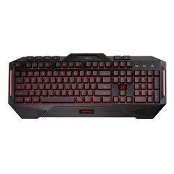 Cerberus KeyboardUSB Filaire Sans souris QWERTY