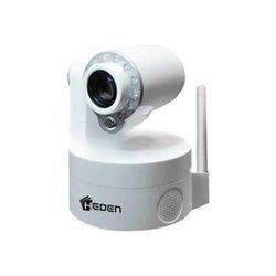 VisionCam Cloud - Intérieure MotoriséeCMOS Wifi RJ45 Blanc Oui 0,3 Mégapixel(s) 640 x 480 Autofocus