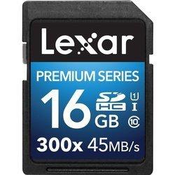 Premium II SDHC 300x 16Go   SDHC / Secure Digital High Capacity 16 Go Classe 10 UHS-1