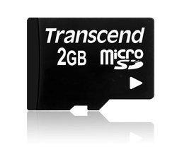 MicroSD 2Go2 Go TransFlash / Micro SD