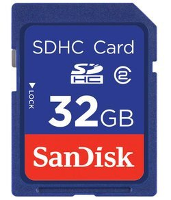 SDHC 32GoSDHC / Secure Digital High Capacity 32 Go