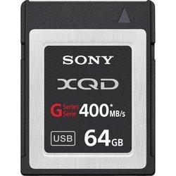 XQD 64Go 400MB/s 64 Go XQD 400MB/s