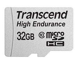 MicroSD High Endurance 32Go Class1032 Go Micro SD