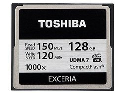 Exceria CompactFlash 128Go128 Mo Compact Flash