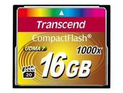 Compact Flash 16Go 1000x Compact Flash 16 Go