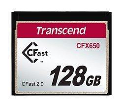 CFast 2.0 CFX650 128Go (Class10)Classe 10 128 Go CFast
