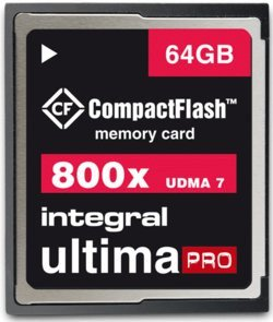 UltimaPro Compact Flash 800x 64Go Compact Flash 64 Go UDMA 7
