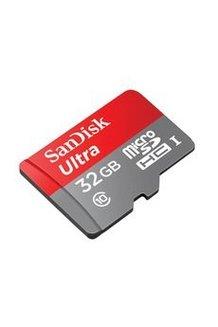MicroSDHC Ultra 32Go (SDSQUNC-032G-GN6MA)32 Go Micro SDHC Classe 10