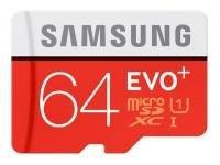 MicroSDXC  Evo Plus 64Go Classe 10Classe 10 64 Go microSDXC