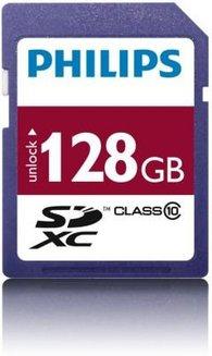 SDXC 128Go Class10Classe 10 microSDXC 128 Go