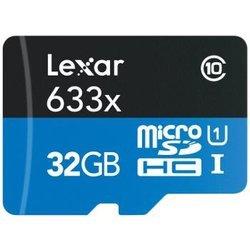 MicroSDXC 633x 32Go (45Mo/s) 32 Go microSDXC 45MB/s