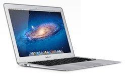 MacBook Air 1.7GHz 64Go MD223F/A (2012)Intel intégré 4 Go Intel Core i5 11 pouces