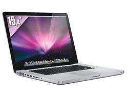 MacBook Pro i7 2GHz 500Go 15,4pouces MC721F/AIntel intégré Intel Core i7 4 Go 500 Go 15 pouces Intel Core i7 2Ghz
