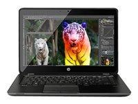 ZBook 14 G2 (J8Z97ET) 14 pouces Intel intégré 1920 x 1080 Intel Core i7 8 Go 256 Go