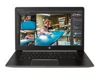 ZBook Studio G3 (T7W01ET) Intel Core i7 6700HQ Intel Core i7 8 Go 256 Go