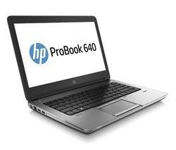 ProBook 640 G1 (F1Q66ET)14 pouces 4 Go 500 Go Intel Core i5 1600 x 900 16 Go 2,00 kg Intel HD Graphics 4600 Intel Core i5 4210M