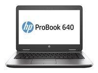 ProBook 640 G2 (T9X62ET) 14 pouces 1920 x 1080 4 Go 500 Go Intel Core i5 Intel Core i5 6200U