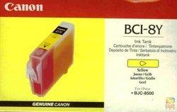 Cartouche d'encre - Jaune - BCI-8 Y
