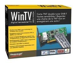 WinTV NOVA-T 500PCI Avec Tuner TV 1 x S-Video Coaxial (antenne TV)