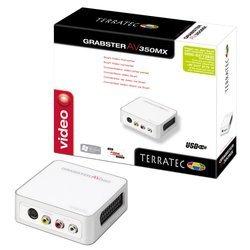 Grabster AV 350 MXUSB 1 x Composite RCA 1 x S-Video Sans Tuner TV MPEG 1/2 2 x RCA