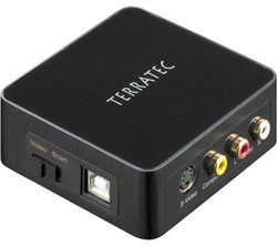 G3USB 1 x Composite RCA 1 x S-Video Sans Tuner TV Coaxial (antenne TV)