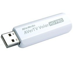 AVerTV Volar HD Pro (A835)USB Avec Tuner TV Mpeg 2 Coaxial (antenne TV) H.264 Oui