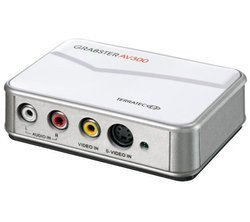 Grabster AV 300 MXUSB 1 x Composite RCA 1 x S-Video Sans Tuner TV 2 x RCA